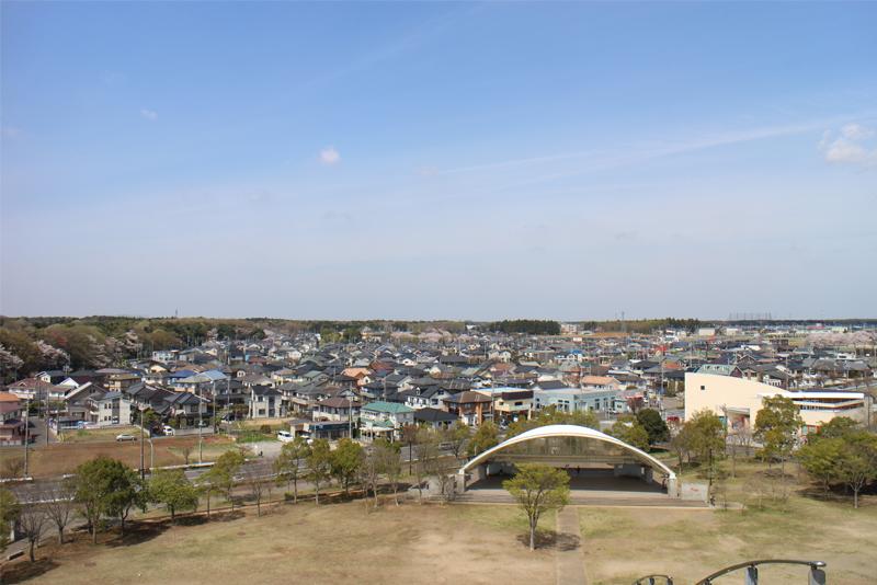 龍ヶ岡公園(たつのこやま)