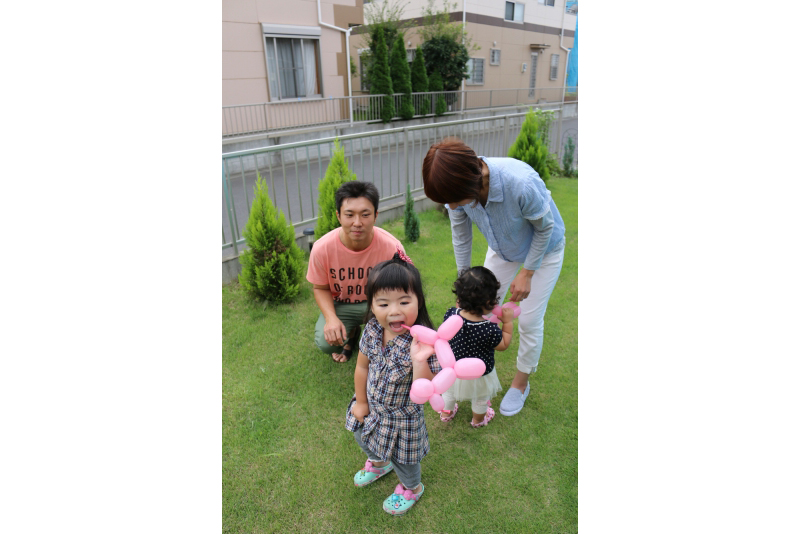 ご家族インタビュー01