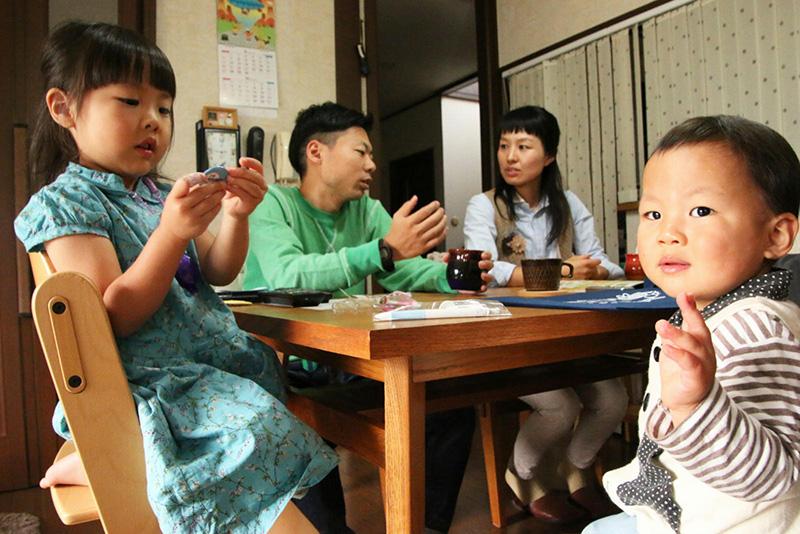 龍ケ崎にお住まいの家族に聞きました