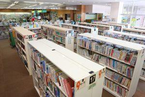 龍ケ崎市立中央図書館