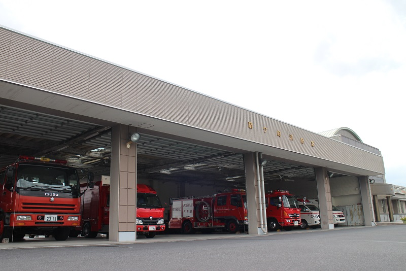 龍ケ崎消防署5